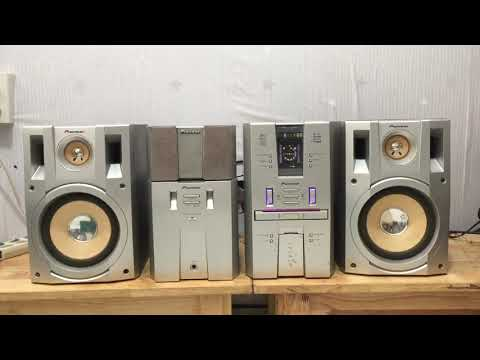 Dàn âm thanh bãi Pioneer EV-21 DVD tại Minh An Audio