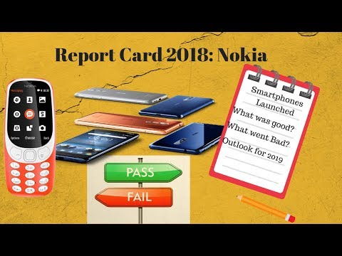 Report Card 2018: Nokia India