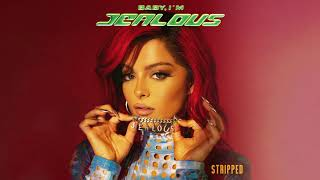 Bebe Rexha - Baby, I'm Jealous (Stripped) [Official Audio]