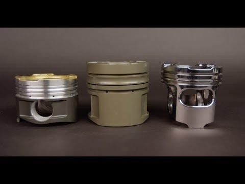 From Aluminum to Steel: Diamond's Diesel Piston Overview