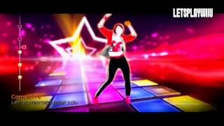 FULL Just Dance 4 - Hit the Lights by Selena Gomez (Cover)