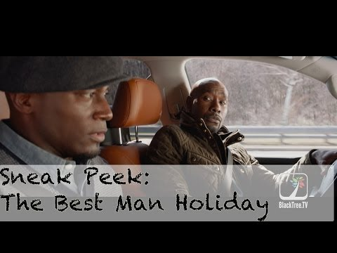 The Best Man Holiday Clip 'Fight in the Car'