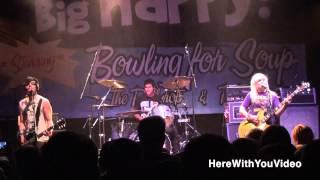 "The Dollyrots ""California Beach Boy"" LIVE in U.K. October 26, 2012 (6/9)"