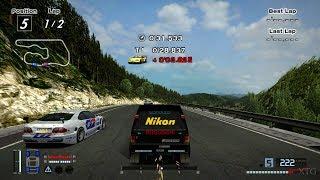 Gran Turismo 4 - Mitsubishi PAJERO Rally Raid Car