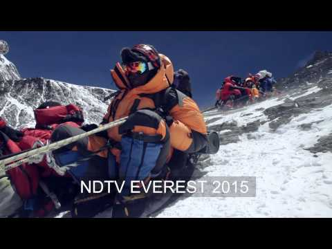 Operation Everest  Summiteers to Saviours   Ranveer Singh Jamwal