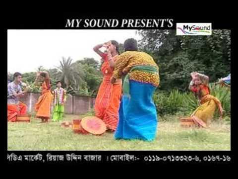 Roaser Baydane   Nishi/Akash   Bangla New Song   Mysound BD