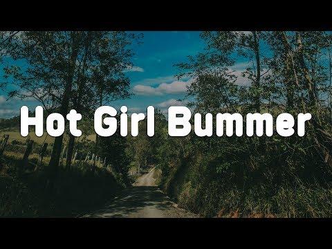 blackbear - hot girl bummer (Lyrics)