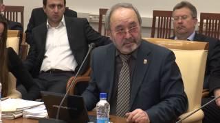 15-летие Московского дома национальностей. П.О. Джамалов