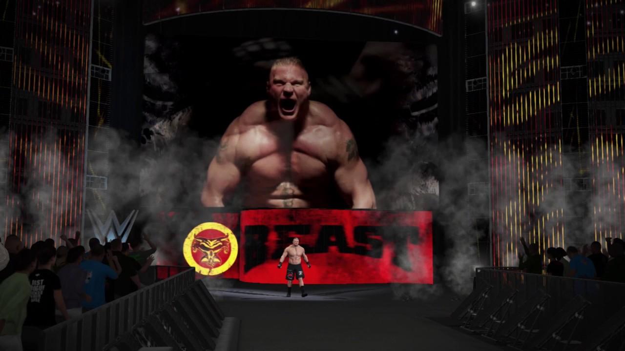WWE2K17 - Royal Rumble