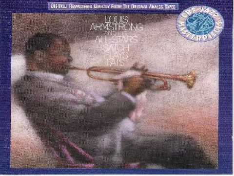 Louis Armstrong - Blue Turning Grey Over You