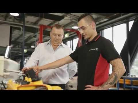 World class automotive training. - YouTube