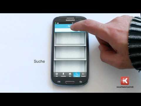 Video of Kataloge App - KaufNavigator