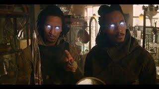 MEN IN BLACK: INTERNATIONAL - Les Twins Vignette - in cinemas now