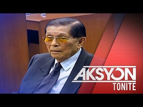 [News5]  Pagtanggi ni Enrile na maraming pinapatay noong Martial Law, binatikos