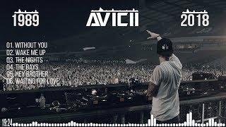 Homenaje a Tim Bergling ◢◤ Tributo a Avicii (1989 - 2018) ◢◤ Mix Mejores Canciones ◢◤ Q.D.E.P
