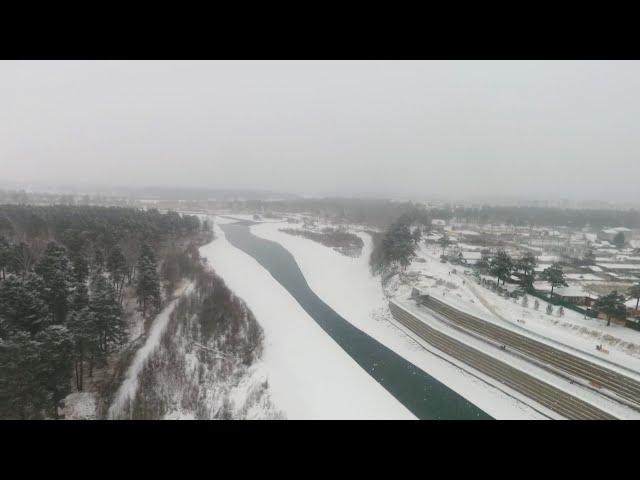 Реконструкция набережной реки Китой продолжится в 2022 году