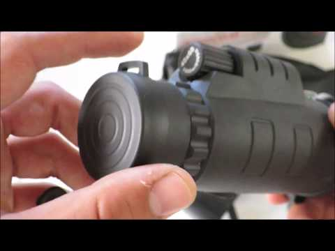 Unboxing and testing 40×60 Zoom Monocular Telescope for Smartphones