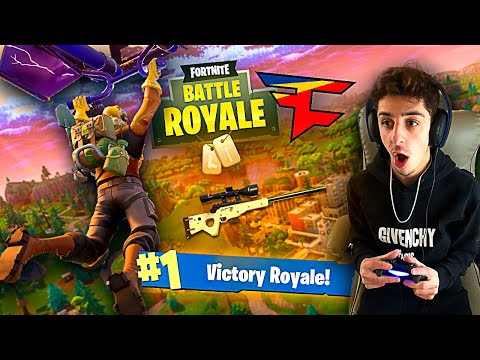 FaZe Rug Plays Fortnite #2 (MUST WATCH)
