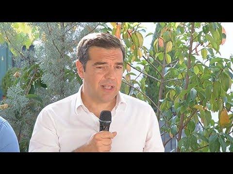 Αλ. Τσίπρας: «Είμαστε μπροστά στην παλινόρθωση του κράτους της δεξιάς»