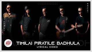 1974 AD - Timilai Piratile Badhula (Lyrics)