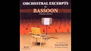 Rite of Spring Bassoon Excerpt