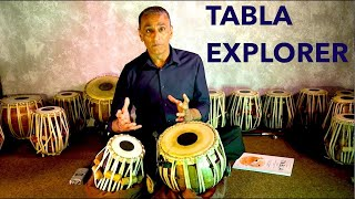 Tabla sounds best on the floor – True or False?