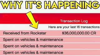*UPDATE* Rockstar Giving Out Tons of FREE Money to GTA Online Players - Why It's Happening!