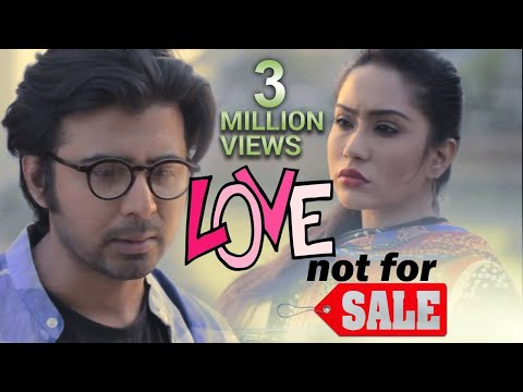 Love Not for Sale | Nisho | Momo | Bangla Eid Natok