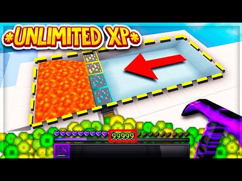 How to get INFINITE xp doing THIS method...