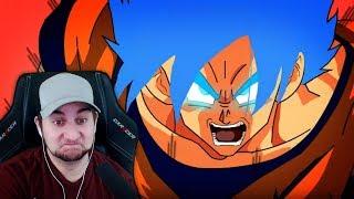 Goku Goes BEYOND?! | Goku VS Saitama - Part 3 - Apocalypse [DBZ Vs One Punch Man]