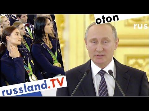 Putin: Paralympics-Kritik auf deutsch