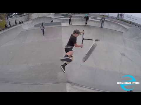 Fun at the Scooter Park -