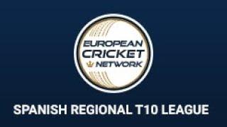Spanish Regional T10 League -  Day 4