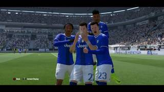 Fifa 17 - Lob lob and volley Sturaro
