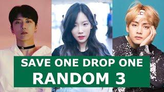Random Save One Drop One 3 | Kpop Game