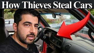 Top 3 Ways Thieves Steal Cars