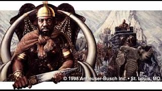 Hannibal Barca (African Warrior)