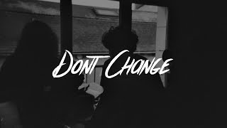 Why Dont We   Don't Change (Lyrics)