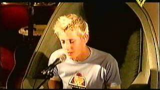 K's Choice Somewhere - Live Semi Acoustic Session 2000