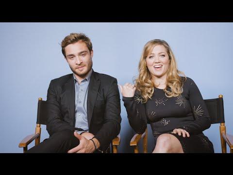 Wicked City's Ed Westwick & Erika Christensen Talk Sunset Strip