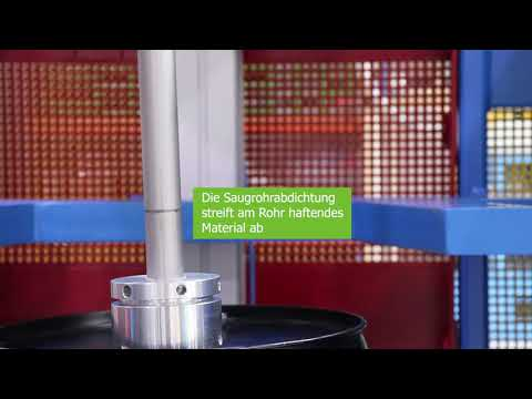 Tartler GmbH | Rücklaufsicherung für Saugrohr | Info Movie |  Demonstration