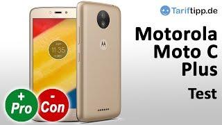 Motorola Moto C Plus | Test deutsch