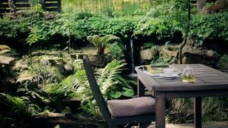 【アンクルペペ】新潟市のガーデンデザイン【造園部】雑木の庭、枕木の小道