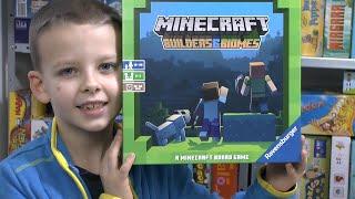Minecraft von Ravensburger - ab 10 Jahre - Macht das überhaupt Spaß?