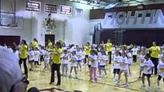 LHS Farmerette Dance Camp Jan. 2009