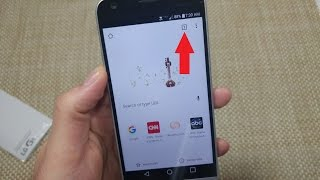 LG G5 Turn Off Merge Tabs And Apps To Show You Open Tabs In Google Chrome Browser