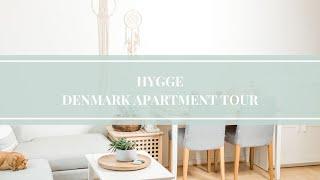 Denmark Studio Apartment Tour | Hygge Lifestyle