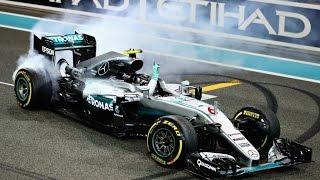 Top15 F1 Drivers Donuts/Burnout (Until 2017)