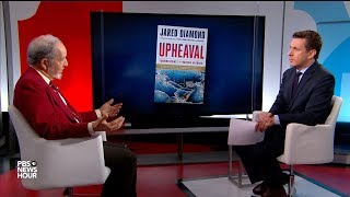 Author Jared Diamond on the 'breakdown' of American democracy