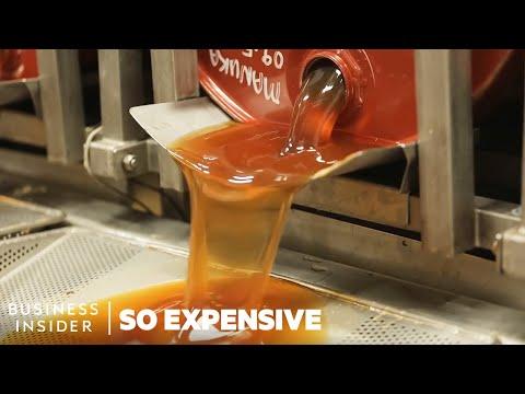 Proč tak draze? | Med manuka - Business Insider